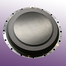 Round Backing Plate